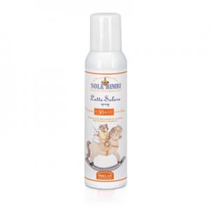 Spray protectie solara Bio copii SPF 50+, 125 ml