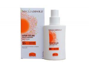 Spray de protectie solara adulti BIO SPF 50 125 ml