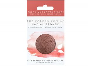KONJAC FRENCH RED CLAY